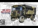 Третья часть сборки масштабной модели фирмы AFV Club AEC Matador Mid Production Type в масштабе 1 35 Автор и ведущий Дмитрий Гинзбург i goods model tehnika afvclub 578
