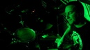 ENVORTER Владимир *Boban* Ковалёв Drum cam 29 12 2018 МЕТАЛ ЁЛКА @ Rock Cafe