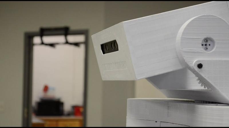 Introducing the Slate Robotics TR1