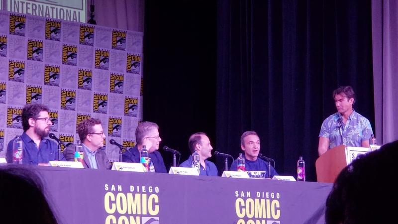 Big Bang Theory panel. SDCC- 7.20.2018(1)