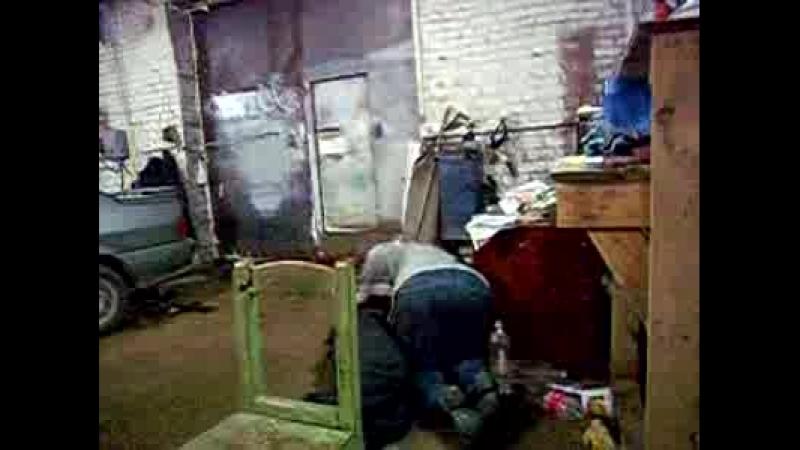 Кооператив в сервис-центре ВАЗ.