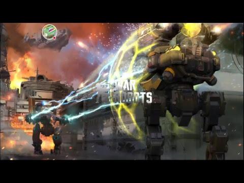 Стрим игры War Robots . первые шаги