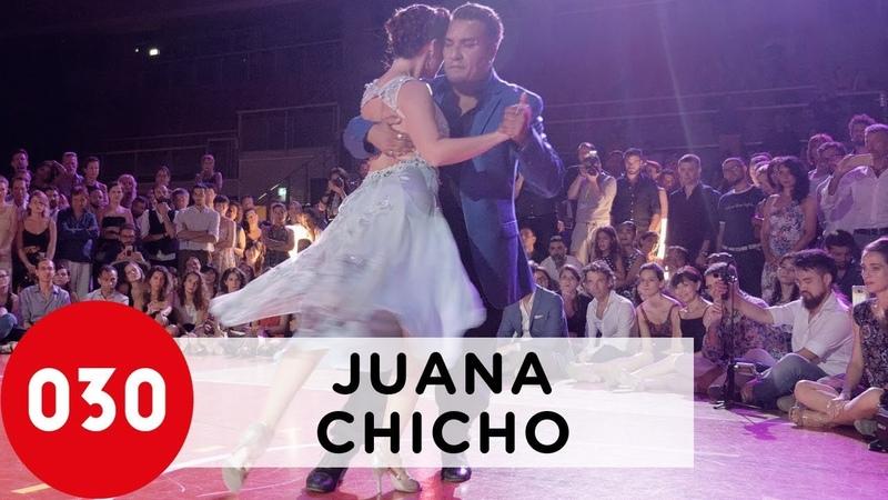 Chicho Frumboli and Juana Sepulveda – Sueño azul, Porec 2017 – Chicho
