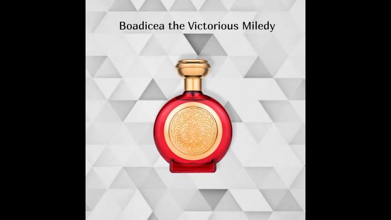 Boadicea the Victorious Miledy