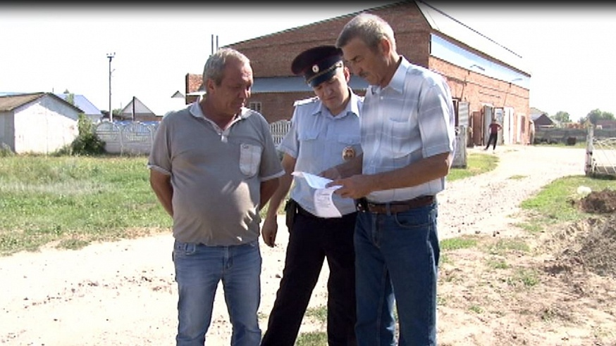 В Красноармейске специалисты «Облводоресурса» отрезали незаконных абонентов