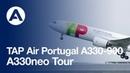 TAP Air Portugal A330-900 Tour