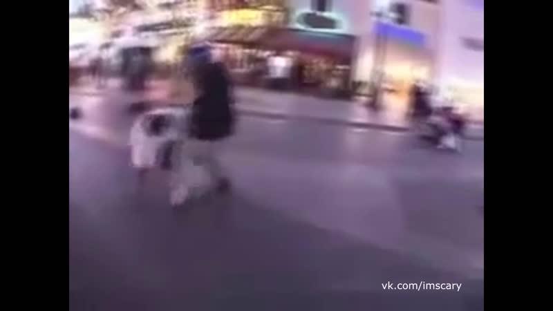 Wtf dudes nigga fight