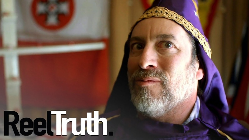 Inside the Ku Klux Klan - Meeting The Imperial Wizard | KKK Documentary | Documental