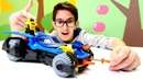Batmobile açılımı! Batman yeni arabası ile kavuşuyor! Zırh deniyoruz!