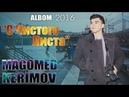Magomed Kerimov Gazan Зимняя Ночь 2016 Альбом