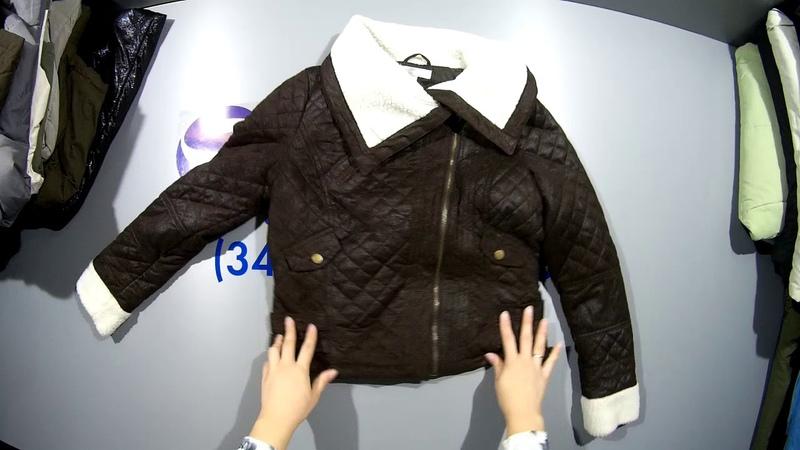 СЕКОНД ХЕНД Артикул С 235. Упаковка № 6. Куртки ж/м зима. Страна Англия.