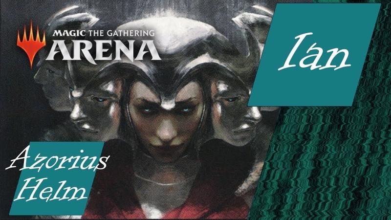 Azorius Helm Combo - MTG Arena (Ian)