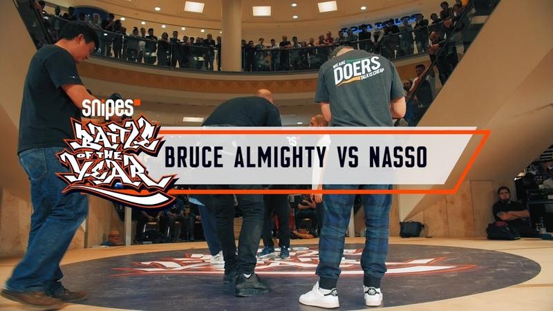 Bruce Almighty vs Nasso | 1vs1 Final | BOTY 2016 [BOTYTV]