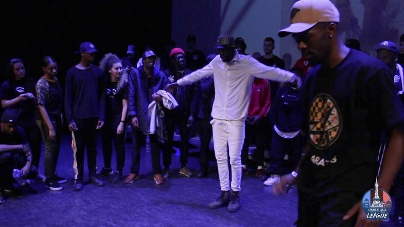 SBL Concept 2019: FINAL KRUMP KAPTAINS KID NY vs ZEPEK