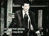 Jacques Brel Jef live concert 1964