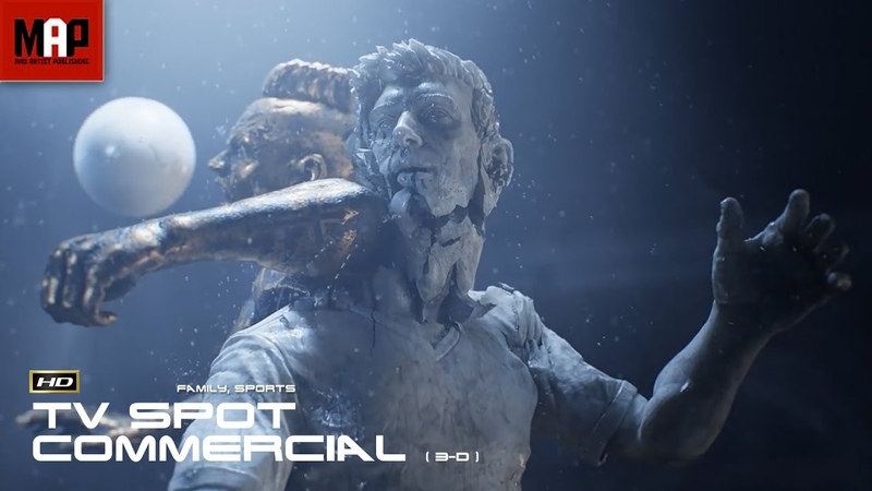 CGI VFX Commercial ELITE SERIEN. Awesome Animated Promo TV Spot by Gimpville
