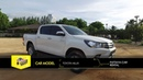 Toyota Hilux for rent in Pattaya, Thailand
