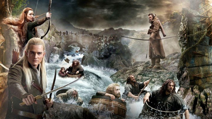 Хоббит Пустошь Смауга (2013) The Hobbit The Desolation of Smaug
