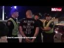 В Киеве напали на фанатов Ливерпуля