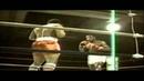 Первый профессиональный бой Майка Тайсона