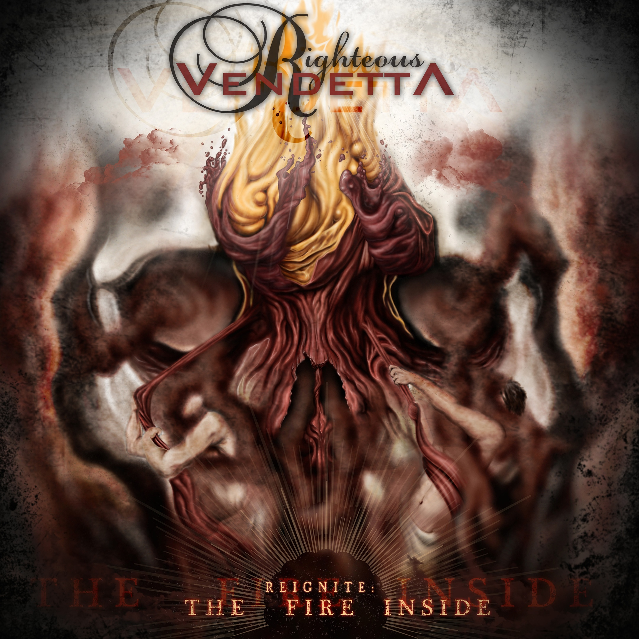 Righteous Vendetta - Reignite: The Fire Inside (2018)