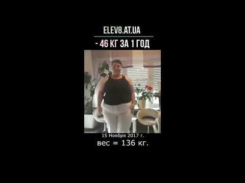 КАК ПОХУДЕТЬ БЕЗ ОГРАНИЧЕНИЙ И ДИЕТ 46 КГ ELEV8 ACCELER8