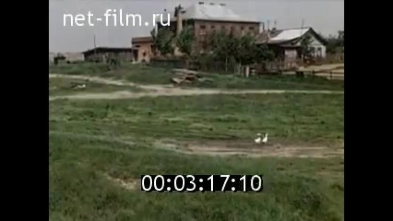 Съемка Медведково, 1964 год