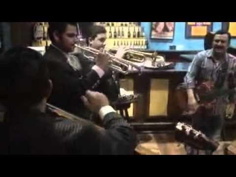 Tony Melendez (Conjunto Primavera) con mariachi fallaste corazon