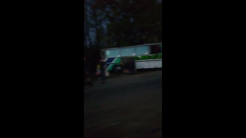 ДТП на Московской трассе Молодежное Аграрное