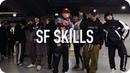 SF Skills 공상과학기술 Nafla OLNL ODEE ft Giriboy Swings Koosung Jung Choreography