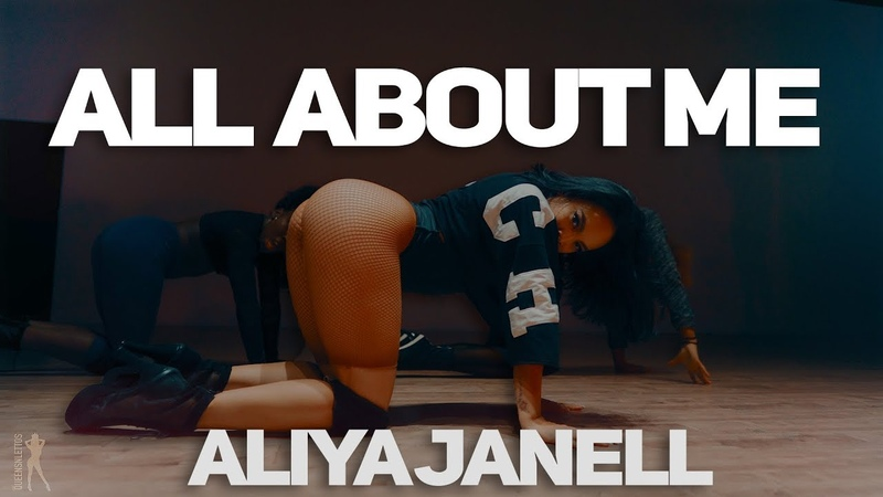 Its All About Me   Mya   Aliya Janell Choreography   Queens N Lettos