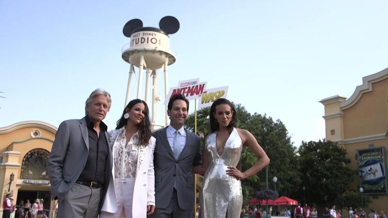 Ant-Man et La Guêpe - Reportage : Avant-première européenne à Disneyland Paris