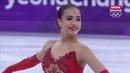 Алина Загитова. Олимпиада 2018 Гранд па-де-де из балета Дон Кихот Людвига Минкуса
