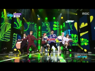 180929 PENTAGON - Naughty boy @ MBC Music Core