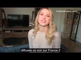 -la france est la pute de leurope-- voici la chanson de lhumoriste belge laura laune censurée par france 2 - la dh