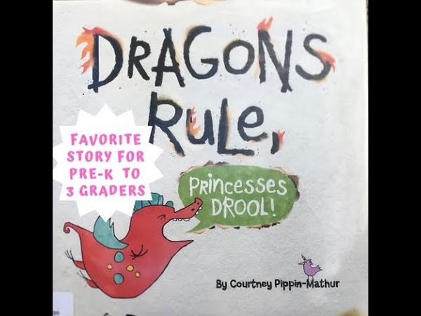 DRAGONS RULE, PRINCESSES DROOL I Little Ones Story Time Video Library