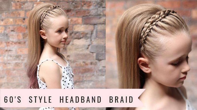 Headband Braid (60s Style!!) by SweetHearts Hair