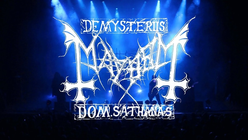 De Mysteriis Dom Sathanas Alive - Full Concert Music Video