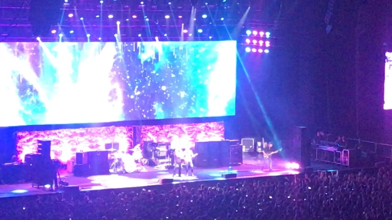 Deep Purple Space Truckin 30 05 18 Moscow