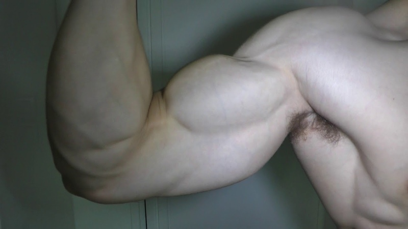 Teen Muscle from Russia