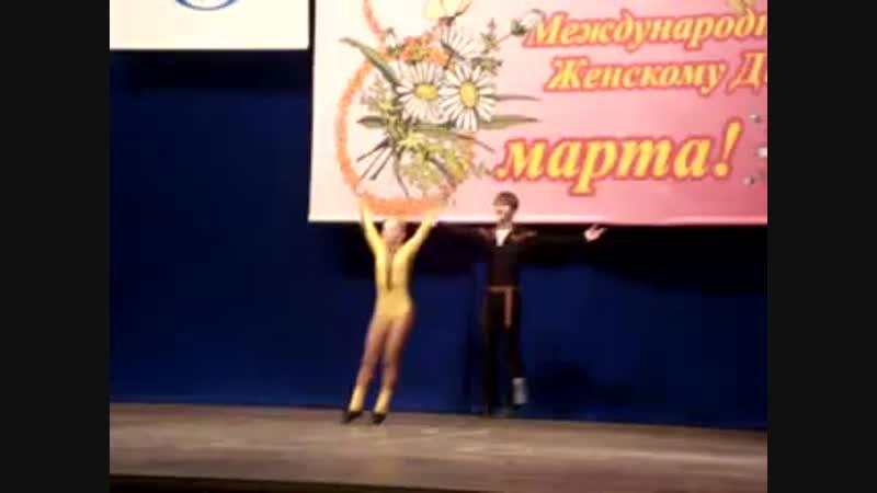 Вячеслав Столяров Валерия Морёнова Юниоры и юниорки 2 место
