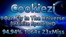 Cookiezi | Camellia - I Can Fly In The Universe [Infinite Space] HD 94.94% 1064/3659x 23xMiss