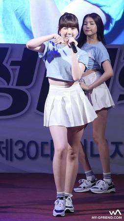 150521 여자친구(GFRIEND) 예린 - Bring It All Back @창원문성대 축제 직캠/Fancam by -wA-
