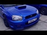 Subaru Vlog быстрейшная ЧВН Impreza WRX STI