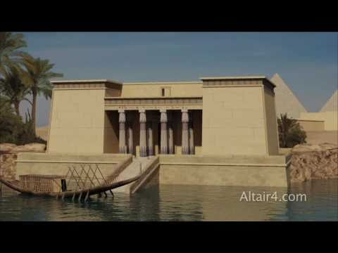 Ancient Egypt in 3D