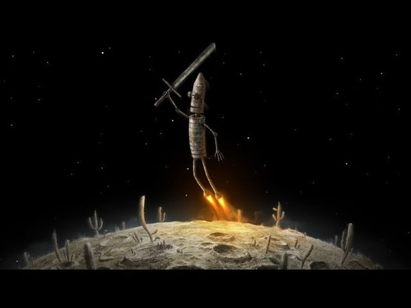 Samorost 3 (part 2) / BBC / Алкаш / Robot Hero / Epic battle