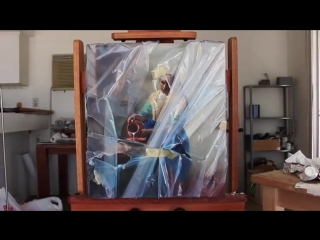 "Process video ""milkmaid (wrapped)"""