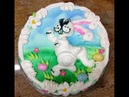 Easter Bunny Cake / Cake Decorating