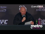UFC 229 Post-fight Press Conference Highlights