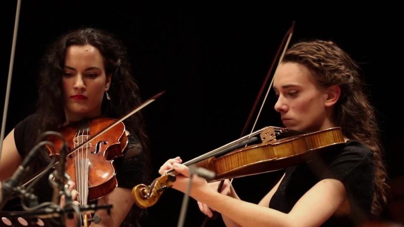 Händel: Concerto grosso in D Major op. 6 no. 5 HWV 323 (Allegro)   Banzo, Bernardini, Kore Orchestra